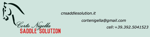 Corte Nigella - Saddle Solution